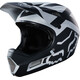 Fox Rampage Comp Preme Helmet Men black/chrome